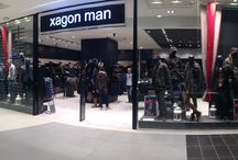 Flagship Store Xagon Man / Flagship store Xagon Man