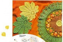Crochet elements