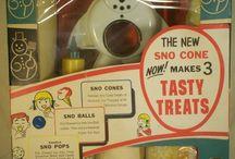 Childhood memories / Fra 60 og 70-tallet