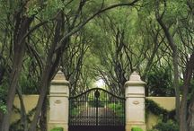 Gates and metalwork