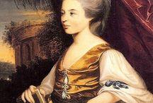 18th century - hair