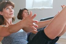 Pilates / For more information about becoming a Pilates instructor, visit https://www.hfe.co.uk/pilates