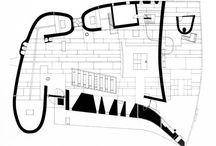 Planos, dibujos y croquis / Planos de Arquitectura