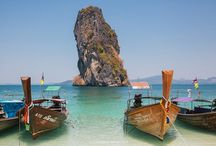 ThaiLand / Thailand pic, traveling, islands, turqouse water