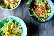 I love | Salad