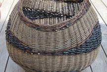 Wiklina - kosze owalne