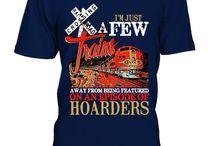 Train shirts