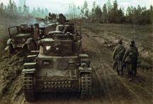WW2 - PZKPFW 38(t)
