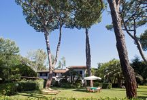 Garden Villas at Augustus Hotel & Resort / The seven villas set in the park of the Augustus Hotel & Resort guarantee privacy and the comfort of a private residence with all the services of a five star hotel. They provide our guests with the unique opportunity to live in a truly Forte dei Marmi style.