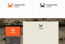 Design  //  Logos, Brand Identity / Great logos, branding profiles, brand identity sheets that I love