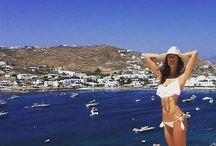 Celebrities Experiencing Santa Marina / And the Endless Summer continues, from Alessandra Ambrosio to Constance Jablonski our resort was once again the number one of the worldknown Star where to stay list!