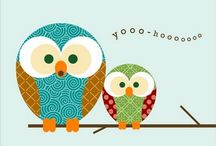 Owls / Owls....decor..crafts and such