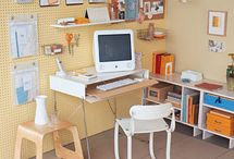 Computer Nook / by Mary Watson