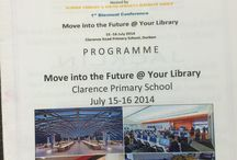 SLYSIG Conference / Getting libraries and librarians into every school