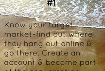 Business & Social Media Tips / Short, sharp tips to help you manouvre your way through your business and social media.