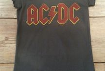 AC/DC Products /  AC/DC T shirts for purchase by Scream Famous Clothing Los Angeles