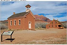 Grafton Ghost Town / by Clarion Suites St. George, Utah  Choice Hotels