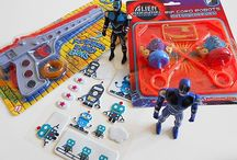 Alien Space and Robots Party Bags