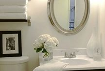 Powder Room Reno