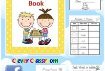 Kindergarten Prep & More / by Bree Beatty
