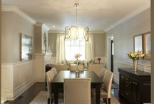 Dinning room / by Mollee Tefft-Huber