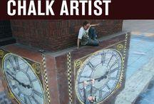 Artists around the world