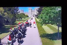 Royality - Prince Harry and Megan's wedding 19 May 2018