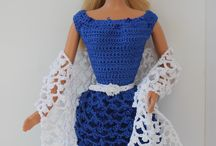 vestido muñecas