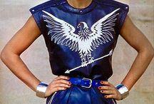 80's Mood / Mes fashions envies