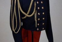Military uniforms 1680-1918