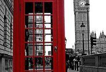 UK / Todo lo que me recuerda mis años en Londres y alrededores ;)