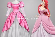 vestidos fantasia