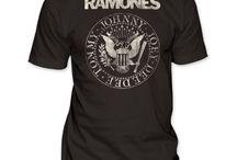 Band T-Shirts & Music Fan Apparel / by Delinda Balckburn