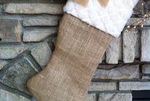 calze per Babbo Natale