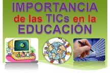 Educación relacionada con las TIC