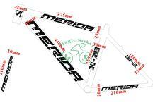 biciclette e kit adesivi