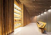 Projeto Conceito - Bernardes Arquitetura: Salão de beleza C. Kamura, Rio de Janeiro
