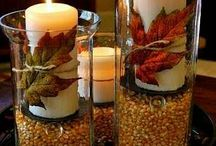 Decor - Fall / by Tonya Hames