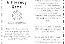 fluency / by Stacy