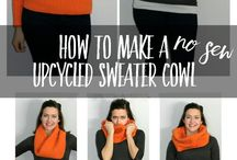 Upcycled clothing remakes