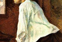 ARTIST - Tolouse Lautrec