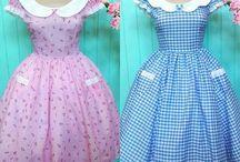 Dresses / Vintage styles to make
