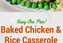 chicken caserole
