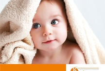 ενημερωτικά έντυπα / τα εξώφυλλα των εντύπων μας για το 'γέννημα', την εξωσωματική και την κύηση