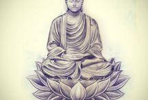 Buddha's designs.