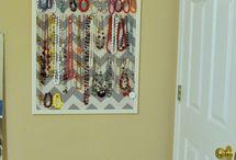 Dressing room / craft room
