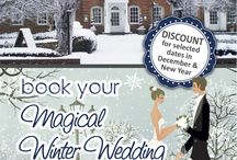 Special Events & Wedding Promotions / Weddings, Events, Conferences