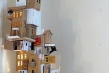 Коробка дом