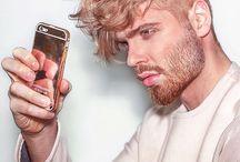 Men hair color