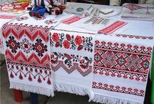 TRADITIONAL UKRAINIAN EMBROIDERY / http://www.umacleveland.org/traditional-ukrainian-embroidery/ http://en.wikipedia.org/wiki/Ukrainian_embroidery / by CrossStitchForYou